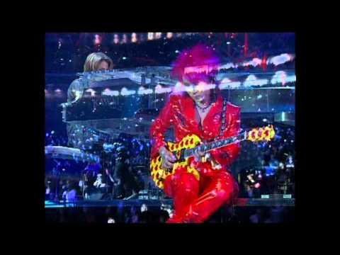 """X JAPAN"" ""Longing~跡切れたmelody~""HD高画質 【THE LAST LIVE】"