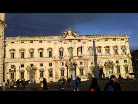 Rome Presidential Palace