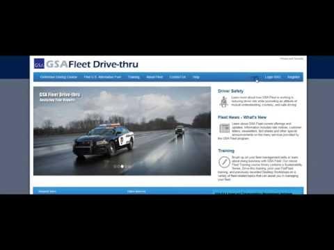 GSA Fleet Drive-thru Training: Preventative Maintenance (PM)