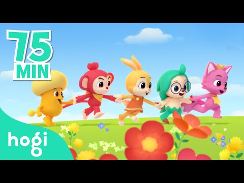 Best songs in 2020   Most loved Learn Colors & Sing Along Series!   Kids' Favorite   Play with Hogi