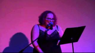 Gina de Vries @ Body of Work - National Queer Arts Festival 2015