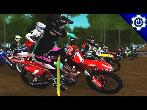 MX Simulator - 2017 Nationals Round 12 Livestream - Indiana 450s
