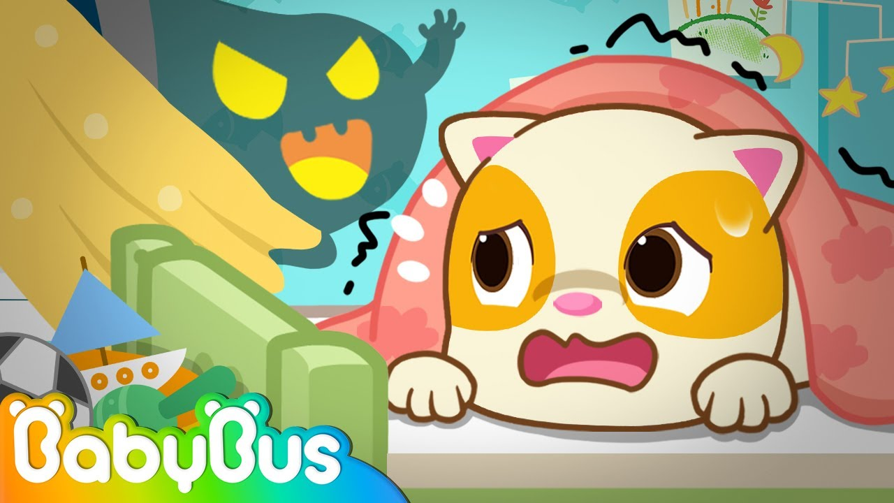 Is That Halloween Monster? | Monster Song, Doctor Cartoon | Nursery Rhymes | Kids Cartoon | BabyBus
