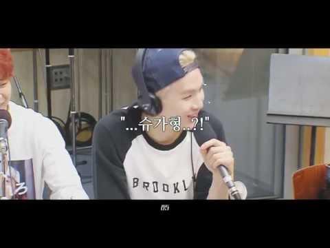 [방탄소년단] 슈가형..? + 홉이의 멤버들 숨소�