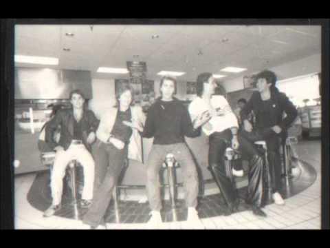 Fun the Mental aka the Twisters circa 1984 to 1987.