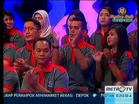 Perdebatan Direktur Asuransi Jiwa Indonesia - Metro tv