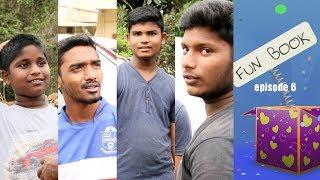 Fun Book  | episode 6th |  Telugu web comedy series | Funny Videos |