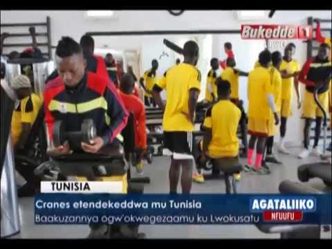 SPORTS : Okwetegekera empaka z'Afrika e Gabon