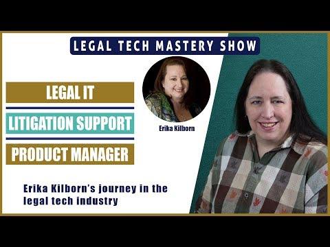 Erika Kilborn's Legal Tech Journey S02E02