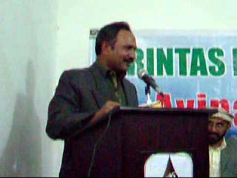 Mazahia Mushaira, Sukhanwar Pakistan, Feb 17, 2013,Masood Hashmi