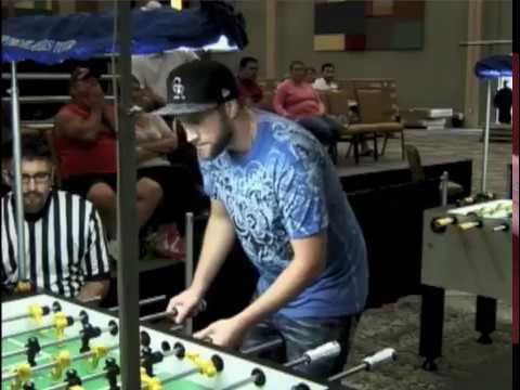 2014 Tornado World Singles Final Tony Spredeman vs. Ryan Moore