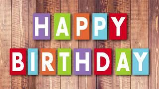 27 June Happy Birthday Status Video | Share whatsapp status | Wish happy birthday | Whatsapp Status