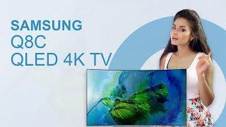 Видеообзор 4К ТВ Samsung QE55Q8C
