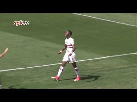 Narração SPFC 3 x 2 Cruzeiro - Raony Pacheco - Rádio São Paulo Digital