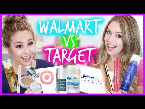 UNBOXING - Walmart VS Target Beauty Box
