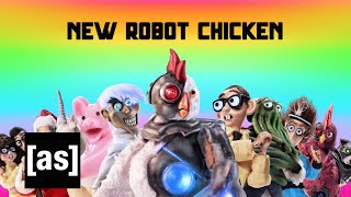 Season 8 Returns March 13th | Robot Chicken | Adult Swim