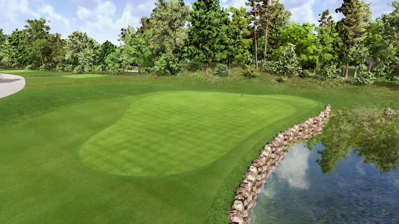 Kissing Tree Golf Club Virtual Tour Youtube
