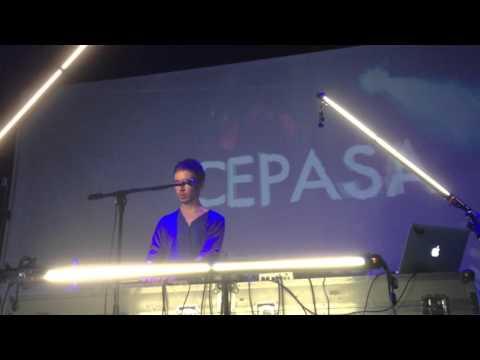 Cepasa - Télépopmusik openning act, Kiev