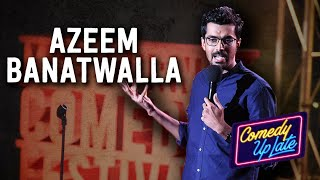 Azeem Banatwalla - Comedy Up Late 2018 (S6, E8)