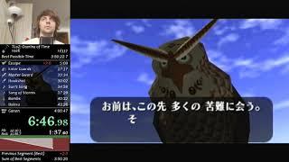 Ocarina of Time 100% Speedrun in 3:59:17