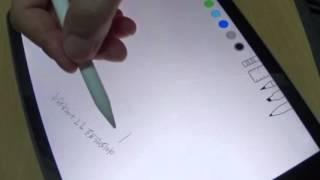 아이패드 프로 9 7 애플펜슬 필기 테스트