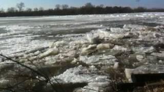 Spring on the Upper Mississippi River