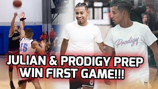 Julian Newman Leads Prodigy Prep To FIRST WIN In School History! SHUTS DOWN Hectic Home Crowd! 🔥
