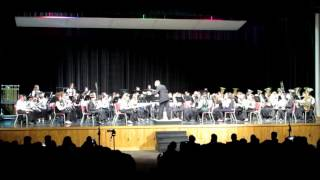 Quintus -  2015 Seminole County All-County MS Band
