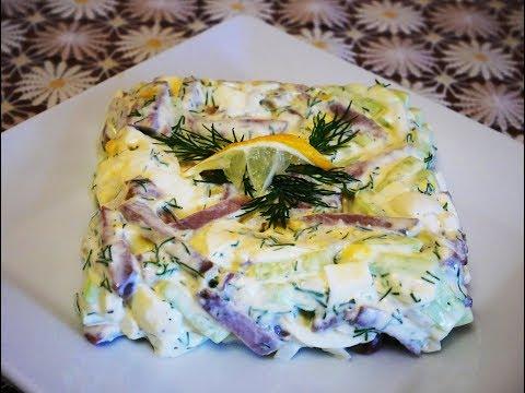 Три быстрых и вкусных салата с кукурузой (Домашний кулинар)из YouTube · Длительность: 3 мин50 с