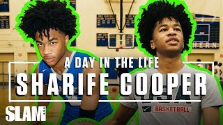 "Sharife Cooper is a STAR: ""HAD TO GRIND LIKE THAT TO SHINE LIKE THIS"" 