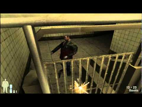Max Payne PC Playthrough - Part 1, The American Dream, Chapter 1 Roscoe Street Station.