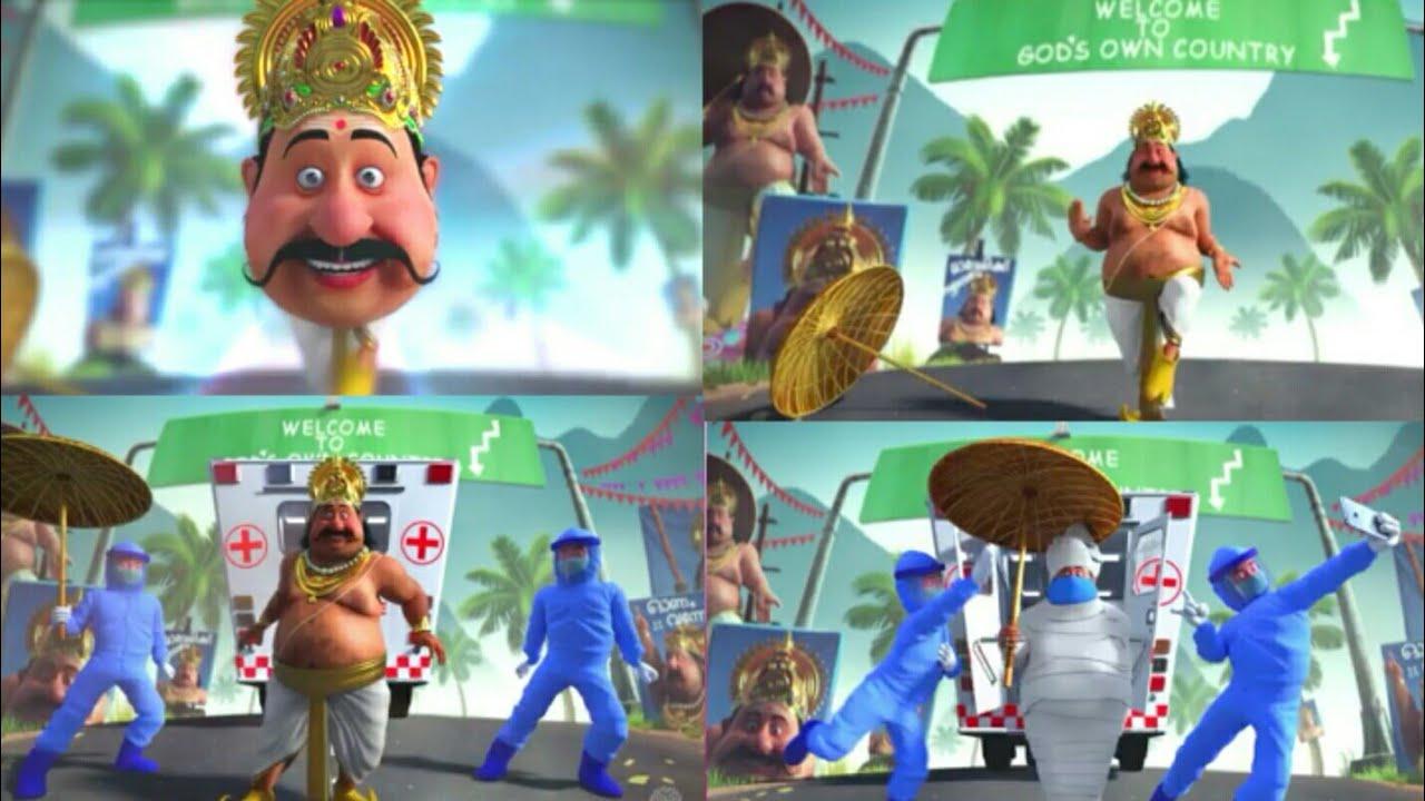 Download Corona Onam Song | MAVELI ANIMATION VIRAL VIDEO | Music by Astrologer Babu Tamil | RICHIEFLIX