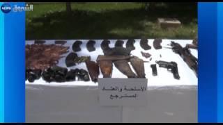 القضاء على ثمانية إرهابيين وحجز ذخيرة ببلدية القلتة بولاية سطيف