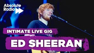 Ed Sheeran: Intimate Live Gig at Islington Assembly Hall