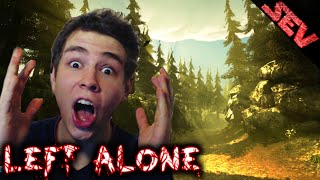 SPANNENDES HORROR GAME | Lets Play LEFT ALONE #01 (Deutsch/German) Gameplay