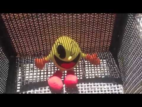 Super Plush PacMan: PacMan's Show And Pinky