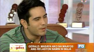 What Gerald learned from Maja