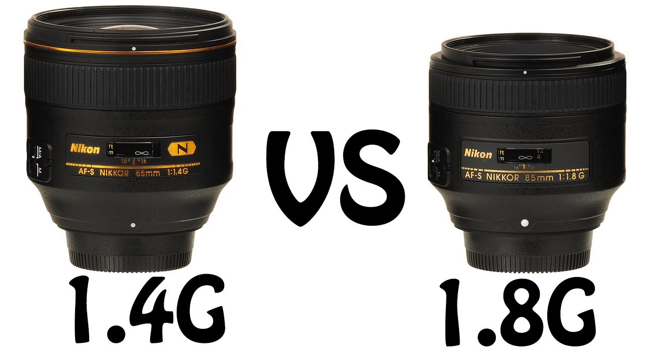 Nikon ニコン NIKKOR-H Auto 85mm f1.8 - YouTube