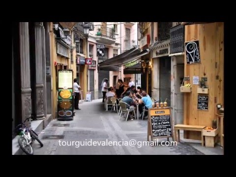 A tapas tour in Valencia Spain with a private tour guide