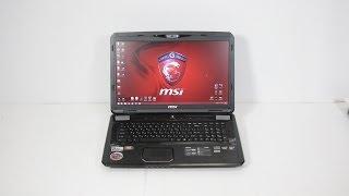 Видео обзор ноутбука MSI GX70
