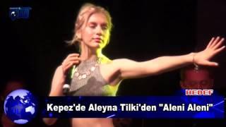 Kepezde Aleyna Tilki Rüzgarı-Aleni Aleni- Müthiş Bir Ses