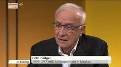 Fritz Pleitgen im Dialog mit Michael Hirz am 26.02.2016
