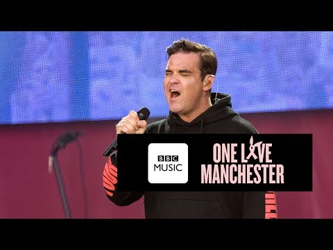 Robbie Williams - Angels (One Love Manchester)