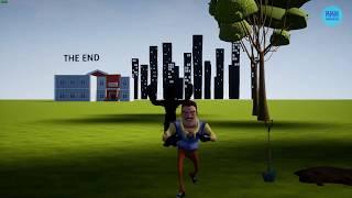 THE CONTINUATION OF BEFORE HELLO NEIGHBOR!? | Hello Neighbor Mod Gameplay