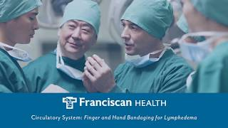 Circulatory System: Finger and Hand Bandaging for Lymphedema