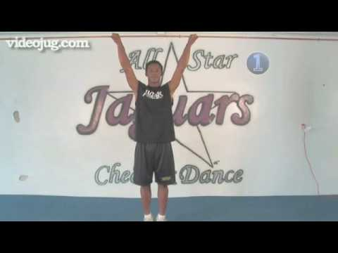 How To Do A Pike Jump In Cheerleading