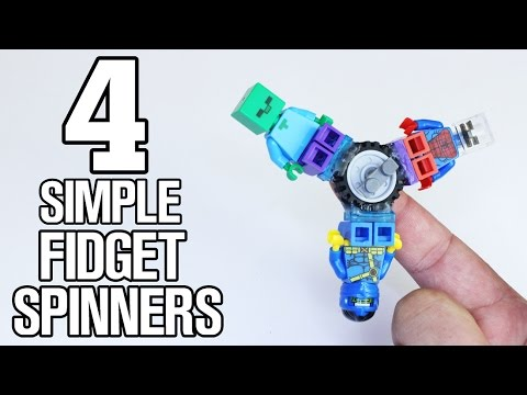Thumbnail: 4 Simple Fidget Spinners that You Can Do at Home