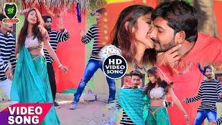 ओढनिया ओढ़ के चुम्मा लेबे - Raj Kumar Sharma - New Hit Bhojpuri Video Song 2019 - Shubham Films