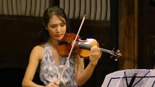 2019林家花園 周穎小提琴獨奏會 舒伯特《小夜曲》