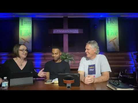 Lenten Series - Creator God's Story of Hope #34 - 03/27/2021
